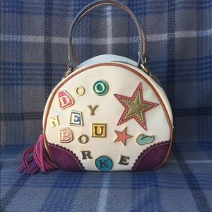 Dooney and Bourke Charm Bowler #3 Purse